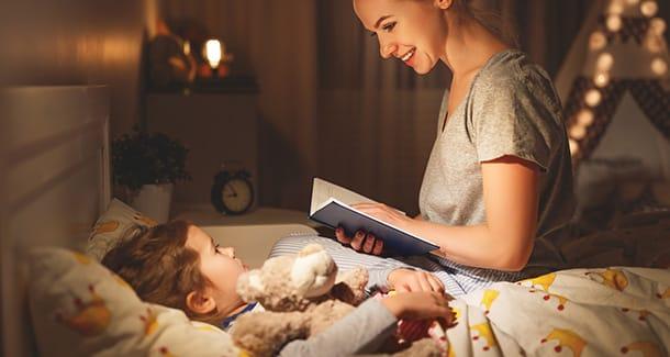 Storie buonanotte bambini