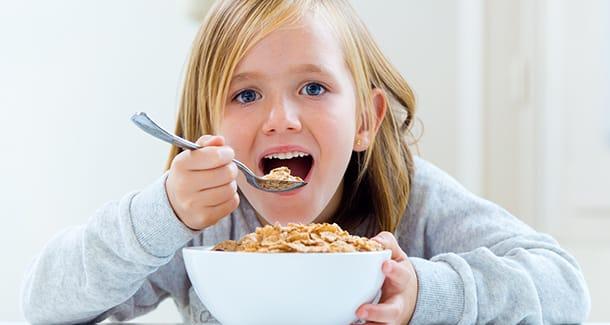 Cereali per bambini, ecco i più nutrienti