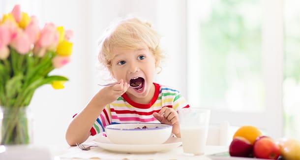 Cosa far mangiare ai bambini prima di una partita di calcio