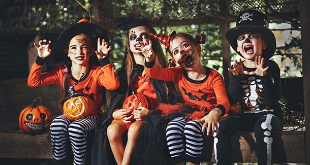 Lavoretti per Halloween