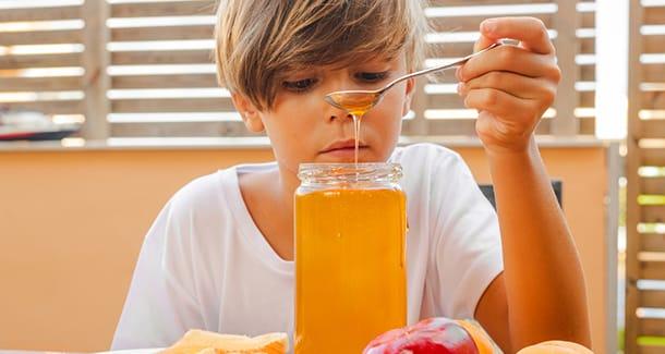I mille benefici del miele