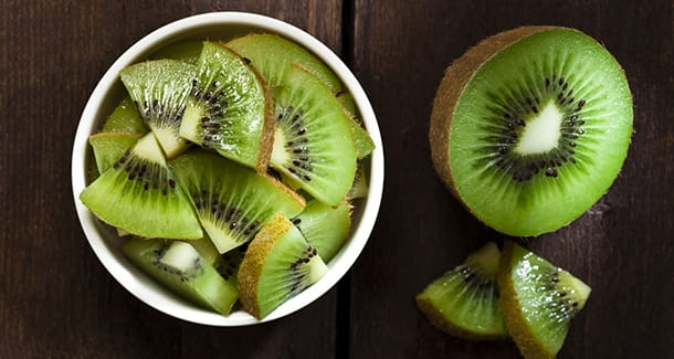 I valori nutrizionali del kiwi