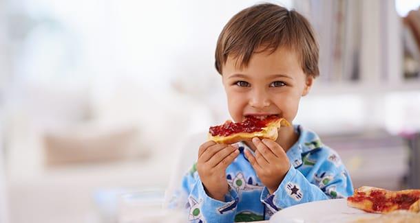 Marmellata per bambini: ecco perché fa bene