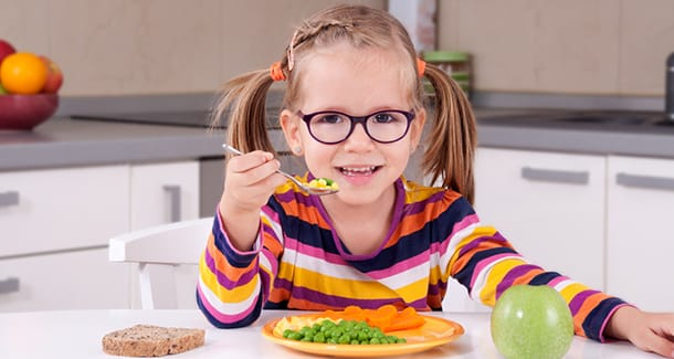 Ricette per rendere i legumi ottimi per i bambini