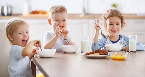 La colazione: il pasto più importante