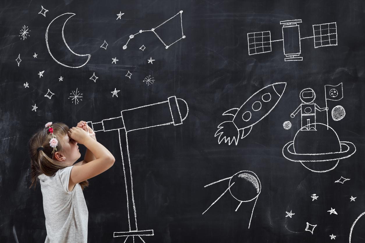 Fasi lunari: una spiegazione per i bambini, semplice e chiara