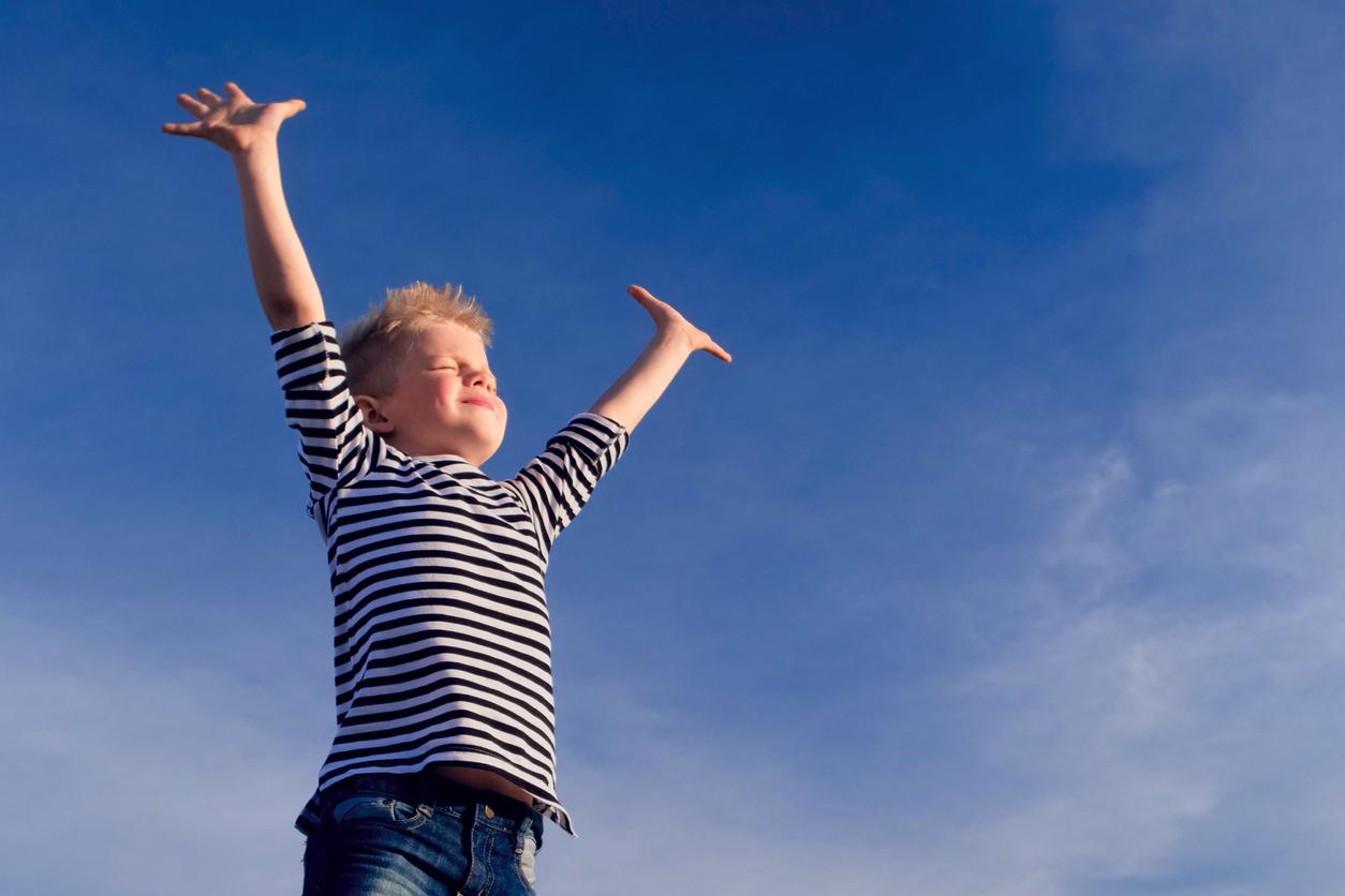 Perché il cielo è azzurro? Come spiegarlo ai bambini