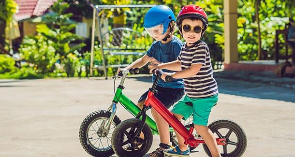 Sport per bambini 3 - 4 anni