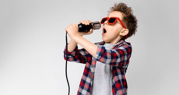 Canzoni per bambini da ballare e cantare