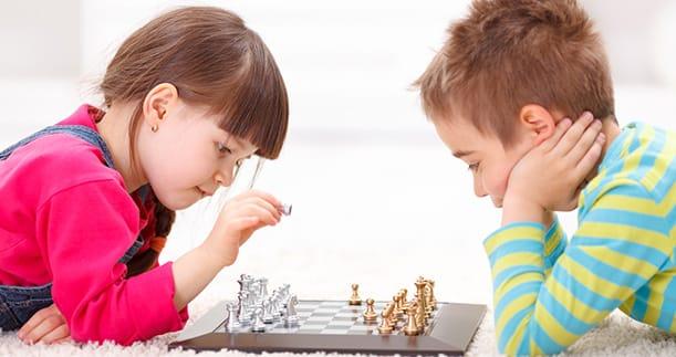 Come insegnare scacchi ai bambini