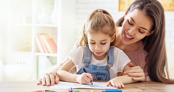Apprendre aux enfants à dessiner