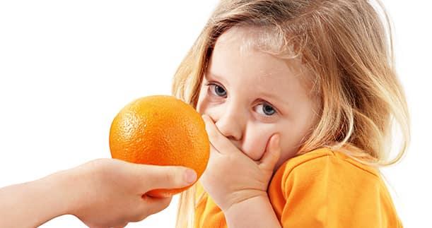 intolleranze alimentari nei bambini | frùttolo