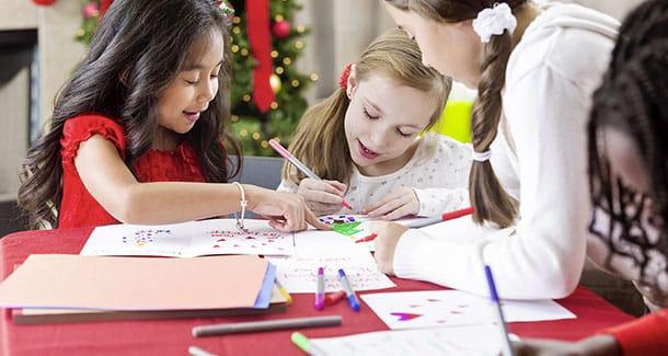 Inviti di compleanno da fare a mano con i bambini