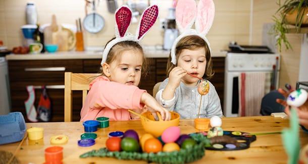 Lavoretti di pasqua per bambini: quali sono i più belli?
