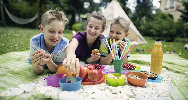 Come organizzare un merenda party per bambini