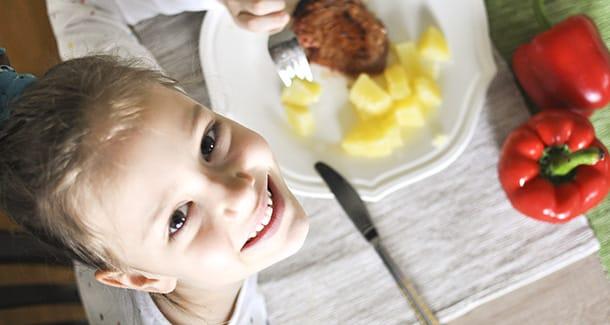 Benefici degli omega 3 nei bambini