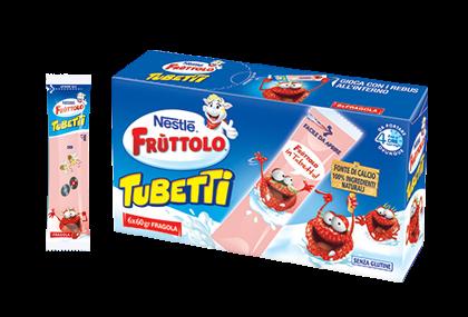 Frùttolo Tubetti Fragola