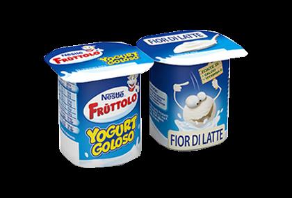 Frùttolo Goloso Fiordilatte 2x115g